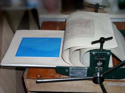 Photopolymer printing on a budget « Photogravure « Formulas