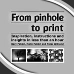 From Pinhole to Print bookcover