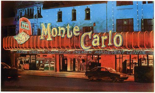 Temperaprint Monte carlo