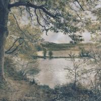 Cyanotype-Lakeside-Picknick