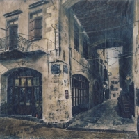 Cyanotype-Old-Town-Center