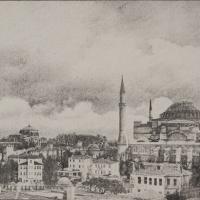 OilPrint-Constantinople