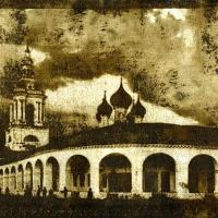 Oil print Kostroma