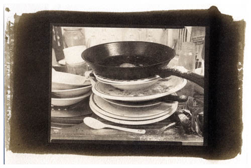 Argyrotype Plates and dishes