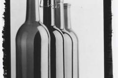 Platinum and palladium 4 bottles white