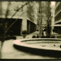 Lith print Fountain