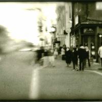 Lith print King Street