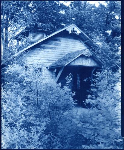 Cyanotype Chapel