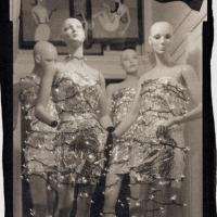 Platinum palladium print Mannequins