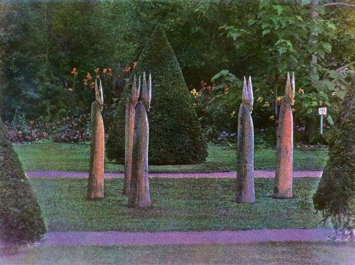 Temperaprint Bishops Garden