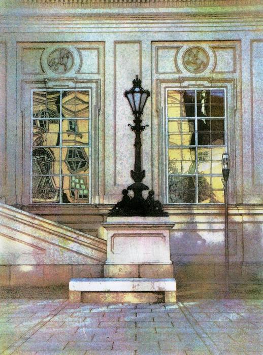 Temperaprint Vienna Reflections