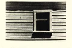 Photogravure Roof shadows