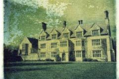 Polaroid transfer Anglesey abbey