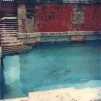 Image transfer Roman Pool