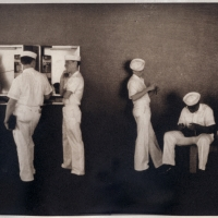 Photogravure Sailors