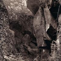 Photogravure The Secret Lives of Rocks 1