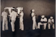 Photogravure Sailors