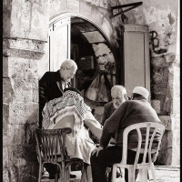 Platinum Palladium Backgammon Players Jerusalem 2009