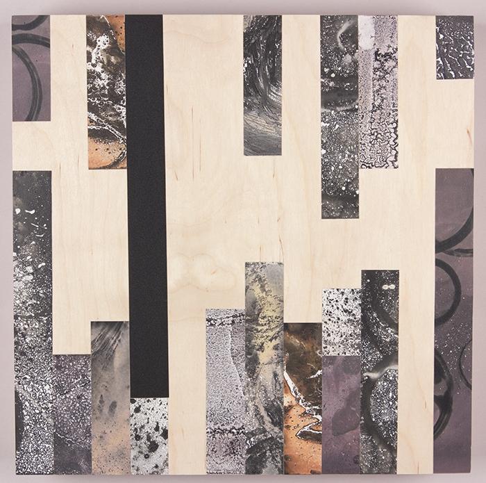 Chemigram Collage Fissure 1