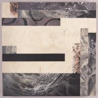Chemigram Collage Fissure 2