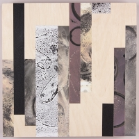 Chemigram Collage Fissure 4