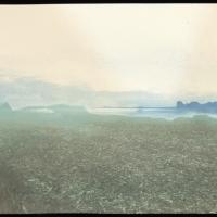 Blue Van Dyke Afterglow