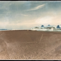 Blue Van Dyke Brume