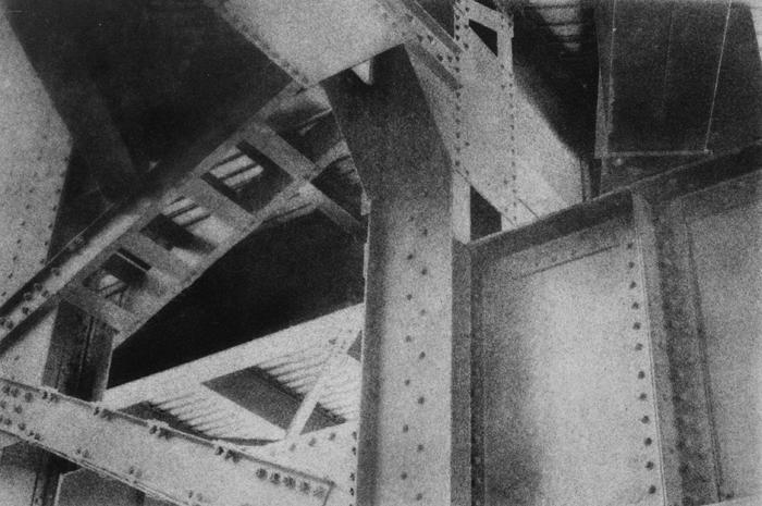 Bromoil The Bridge - 2012
