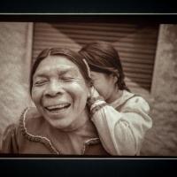 Argyrotype Embera in Bogota