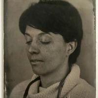 Tintype Almudena