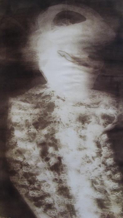 Vandyke Self portrait with iron head 2
