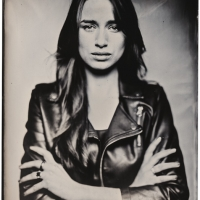 Wetplate collodion daughter