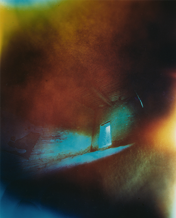 Film acceleration Chaco Canyon Pinhole