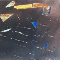 Solarized Bodie broken roof slats lens pix