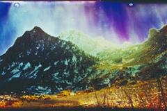 Film acceleration McGee trailhead pinhole
