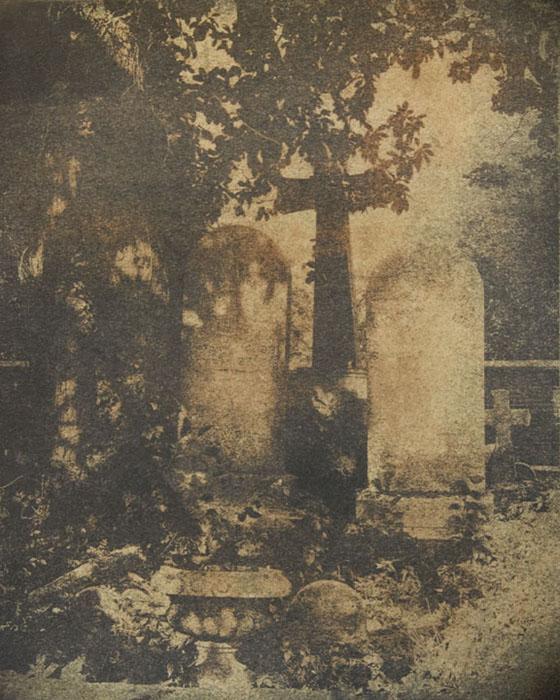 Gumoil Oakland Cemetery - Two Stones