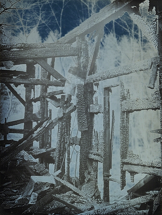 Daguerrotype What Remains