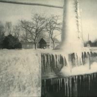 Gum bichromate Ice Dam