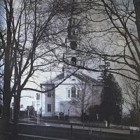 Daguerrotype Congregational Church, Middlebury, VT