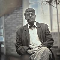 Daguerrotype Self Portrait
