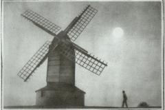 Bromoil The Windmill