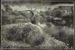 Oilprint Roman Bridge