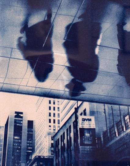 Cyanotype 5th Avenue - NYC