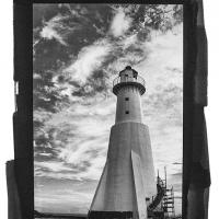 Lighthouse - Platinum & Palladium Print