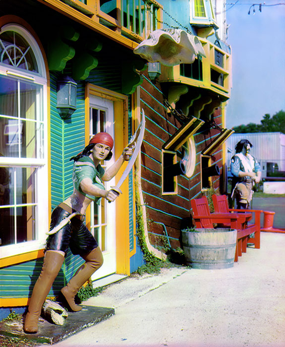 Tri Color Assemblage Panchromatic Film