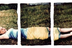 Polaroid emulsion lift Joylyn