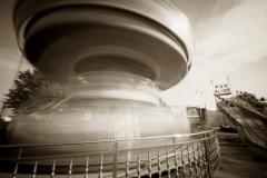 Platinum Palladium Pinhole Spinning Top