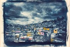 Dawn in Caracas