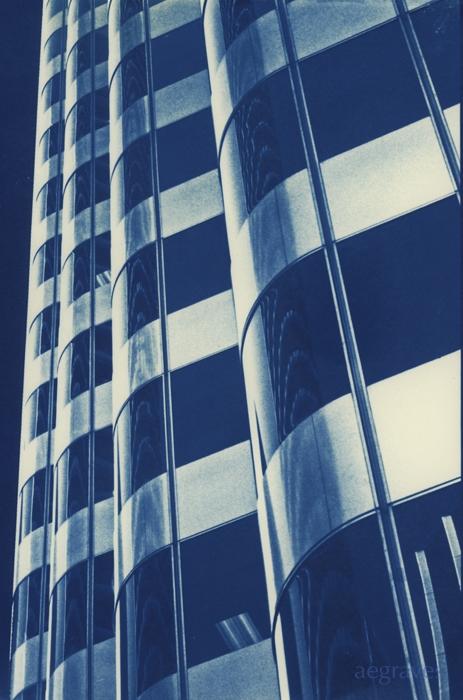 Cyanotype Uptubes