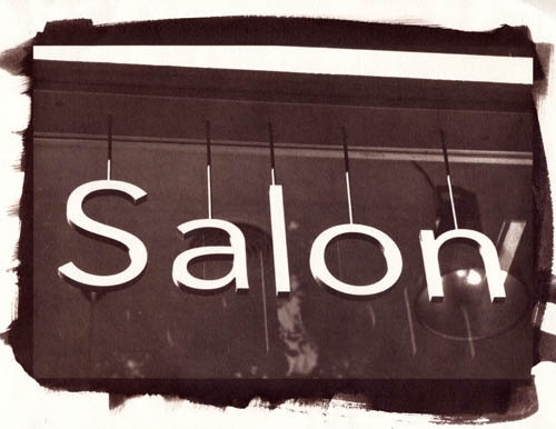 Vandyke brown Salon